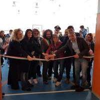 inaugurazione palestra cerenova