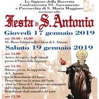 Festa di S. Antonio Cerveteri